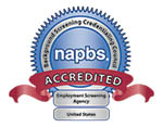 NAPBS ACCREDITED