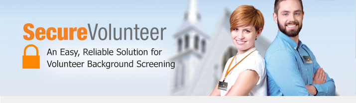 Secure Volunteer For Churches